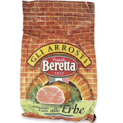 8007660192702 Jambon cuit aux herbes 5 kg BERETTA