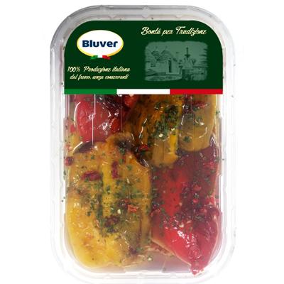 8011019016038 Poivrons grillés 1 Kg Bluver