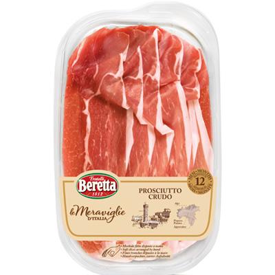8007660294628 Jambon italien 12 mois 90g MERVEILLES D'ITALIE BERETTA