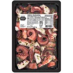 3660071004917 poulpes marinés 2kg Tapasti